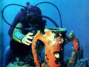 В Ласточкином гнезде откроется выставка подводной археологии