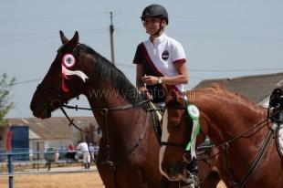 Отличное начало года для ялтинских спортсменов-конников