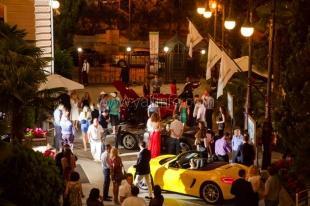 В Ялте презентовали 3 новых Porsche