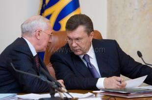 Азаров приехал к Януковичу