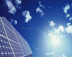 Ночные улицы Гурзуфа могут освещать солнечными батареями