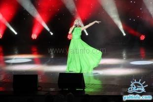 В Ялте прошел фестиваль эстрадной песни