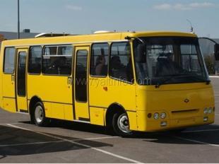 Автобусы в Гурзуф и Кацивели поменяли номера