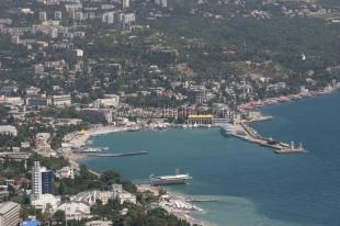 Замначальника порта Ялты задержан при получении взятки