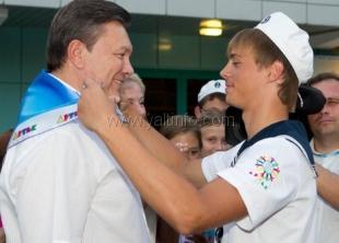 Сбылась мечта Януковича