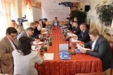 В Ялте проходит семинар Парламентского клуба Украина – ЕС