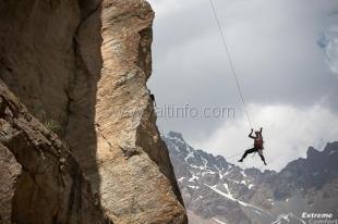 В Ялте пройдет чемпионат мира по альпинизму