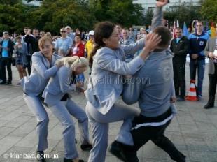 В Ялте проходит чемпионат мира по многоборью телохранителей