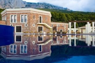 В Ялте определили лучший отель Крыма  премиум класса.