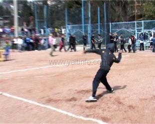 В Ялте пройдут соревнования среди школьников  по метанию мячей