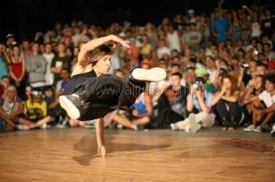 В  Ялте пройдет чемпионат Украины по уличным танцам