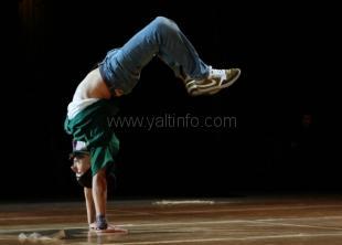 На ЮБК собрались танцоры из разных регионов Украины