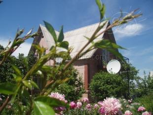 Коттедж с садом в Байдарской долине