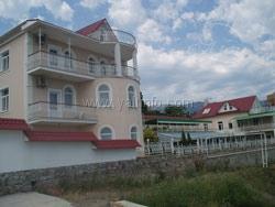Отель-пансионат в Ялте