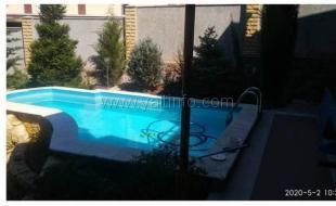 Пятикомнатный дом с бассейном в Гаспре