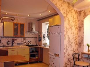Двухкомнатная квартира на  ул. Московская