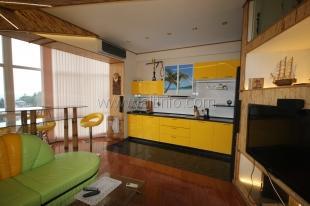 Двухкомнатная квартира в новостройке в африканском стиле