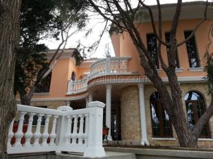 Вилла в Алупке в средиземноморском стиле