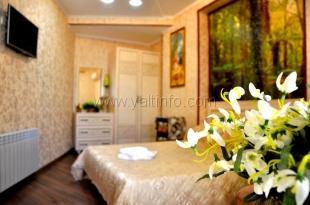 Однокомнатные апартаменты с балконом на Пушкинской